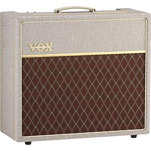 Vox Hand-Wired AC15HW1X 15 Watt 1x12 Tube Guitar Combo Amp by Vox