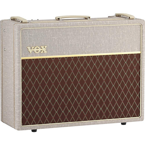 Vox Hand-Wired AC30HW2 30W 2x12 Tube Guitar Combo Amp-thumbnail