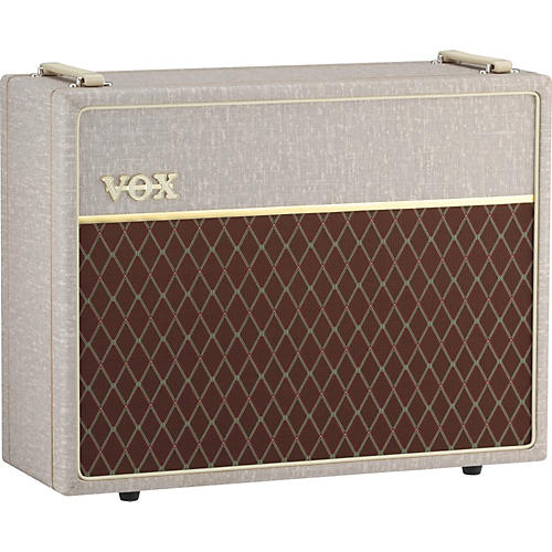 Vox Hand-Wired V212HWX 2x12 Guitar Speaker Cabinet Fawn