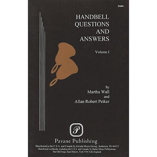 Pavane Handbell Questions & Answers, Vol. I Book