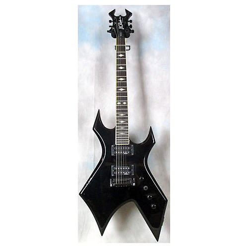 B.C. Rich Handcrafted Warlock Deluxe Solid Body Electric Guitar