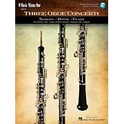 Hal Leonard Handel Telemann Vivaldi Oboe Concertos