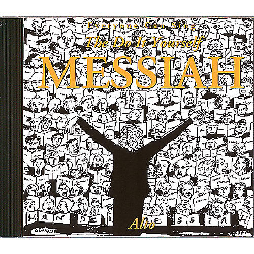 Hal Leonard Handel's Do-It-Yourself Messiah Choral Tutorial (Alto CD)