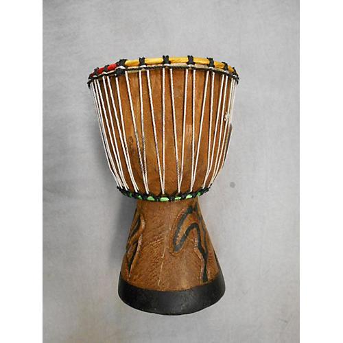 Ghana Handmade Djembe