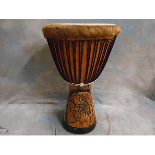 Miscellaneous Handmade Djembe