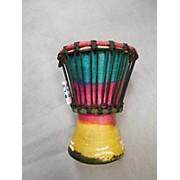 Ghana Handmade Mini Djembe