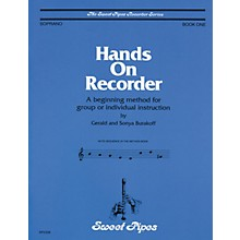 Sweet Pipes Hands-On Recorder Book