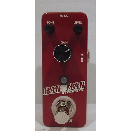Outlaw Effects Hangman Overdrive Effect Pedal