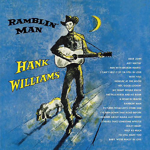 Alliance Hank Williams - Ramblin' Man