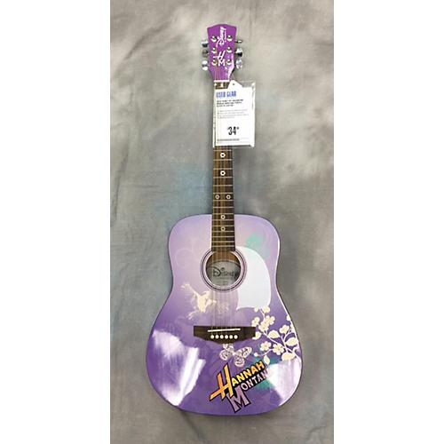 Disney by Washburn Hannah Montana Acoustic Guitar