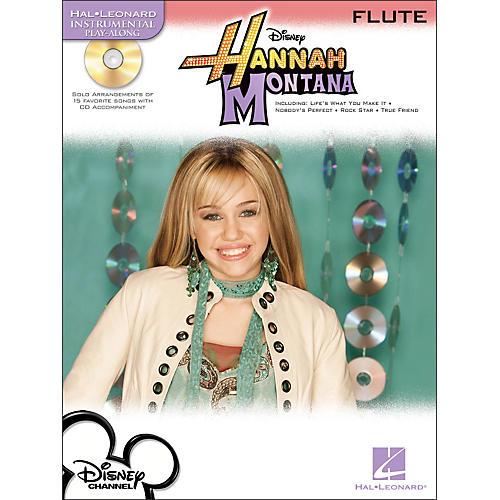 Hal Leonard Hannah Montana for Flute - Instrumental Play-Along CD/Pkg