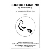 Transcontinental Music Hannukah Tarantella SATB arranged by Joshua Jacobson