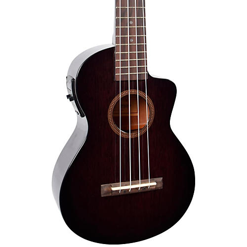 Mahalo Hano Elite Series MH2CE Acoustic-Electric Concert Ukulele-thumbnail