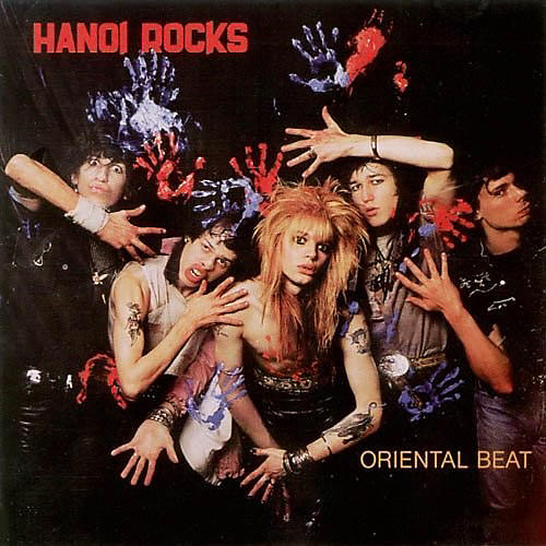 Alliance Hanoi Rocks - Oriental Beat