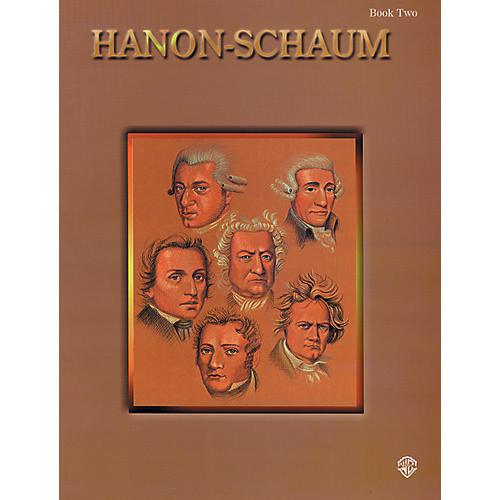 Alfred Hanon-Schaum Book Two-thumbnail