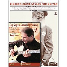 Homespun Happy Traum Fingerpicking Guitar Mega Pack