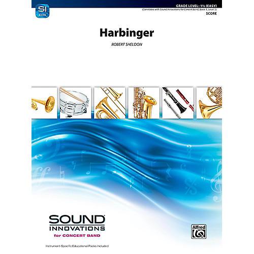 Alfred Harbinger Concert Band Grade 1.5 (Easy)