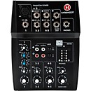Harbinger L502 5-Channel Mixer with XLR Mic Preamp (L502)