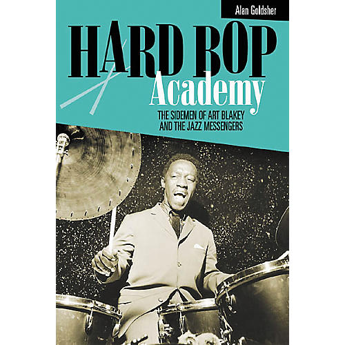 Hal Leonard Hard Bop Academy Book-thumbnail