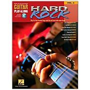 Hal Leonard Hard Rock Guitar Play-Along Series Volume 3 Book with CD