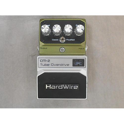 Digitech HardWire Series CM2 Tube Overdrive Effect Pedal-thumbnail