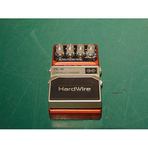 Digitech HardWire Series DL-8 Delay/Looper Effect Pedal-thumbnail