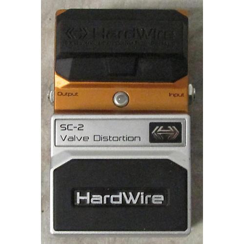 Digitech Hardwire Series SC2 Valve Distortion Effect Pedal-thumbnail
