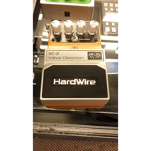 Digitech Hardwire Series SC2 Valve Distortion Effect Pedal