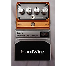 Digitech Hardwire Series SC2 Valve Distortion Effect Pedal