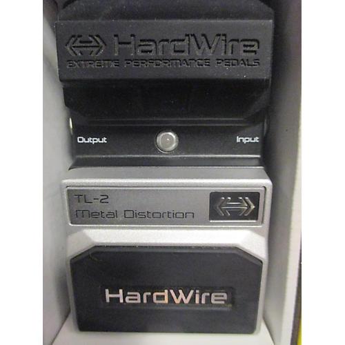 Digitech Hardwire Series TL2 Metal Distortion