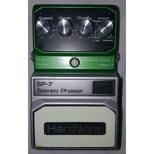 Digitech Hardwire Stereo Phaser Effect Pedal-thumbnail