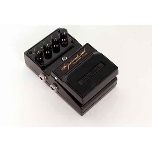 Digitech Hardwire Supernatural Ambient Stereo Reverb 7 Unique Settings Black 888365237411