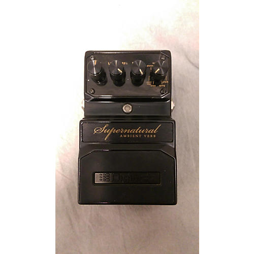 Digitech Hardwire Supernatural Ambient Stereo Reverb Effect Pedal-thumbnail