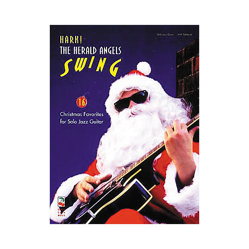 Cherry Lane Hark, the Herald Angels Swing! Guitar Book-thumbnail