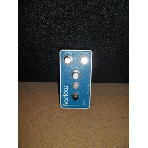 Bogner Harlow Clean Boost Effect Pedal-thumbnail