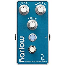 Bogner Harlow Clean Boost Guitar Effects Pedal Level 1