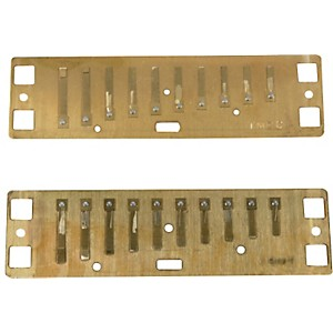 Lee Oskar Harmonic Minor Reed Plates