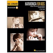 Hal Leonard Harmonica for Kids - A Beginner's Guide with Step-by-Step Instruction for Diatonic Harmonica (Book/Online Audio)