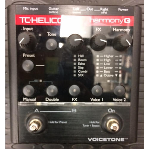 TC Helicon Harmony G Vocal Processor