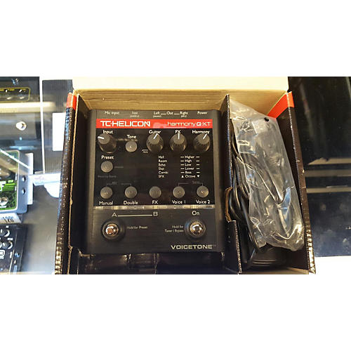 TC Helicon Harmony GTX Vocal Processor