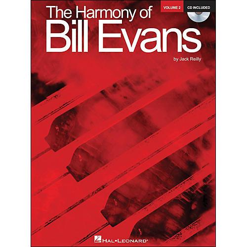 Hal Leonard Harmony Of Bill Evans - Volume 2