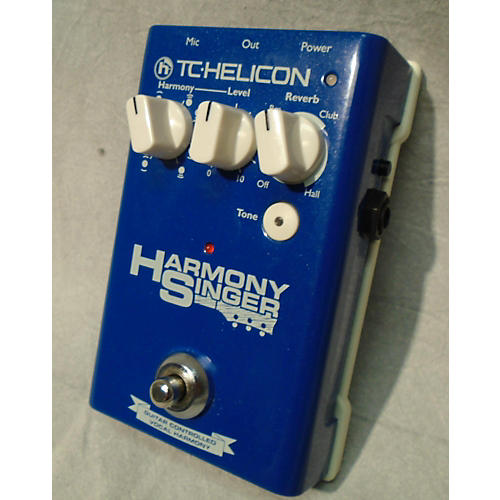 TC Helicon Harmony Singer Effect Processor-thumbnail