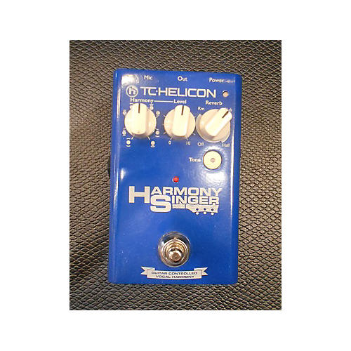 TC Helicon Harmony Singer Effect Processor