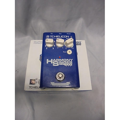 TC Helicon Harmony Singer Effect Processor-thumbnail