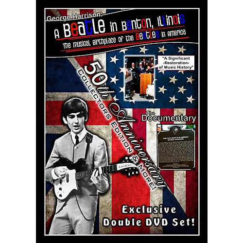MVD Harrison, George - A Beatle In Benton, Illinois: 2 Disc Special Edition