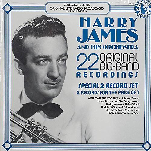 Alliance Harry James & Orchestra - 22 Original Big Band Recordings