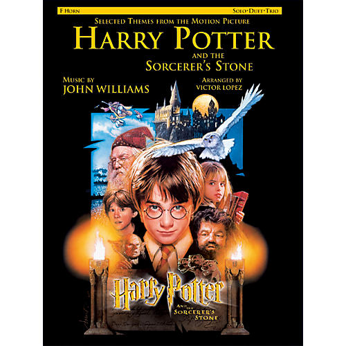 Alfred Harry Potter Sorcerers Stone for French Horn Book-thumbnail