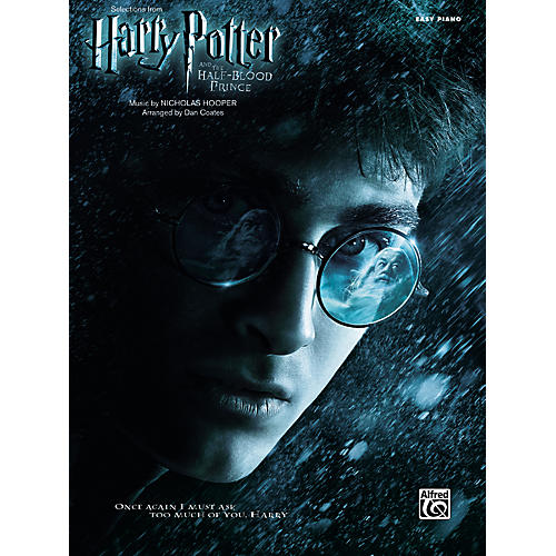 Alfred Harry Potter and the Half-Blood Prince Selections from Easy Piano