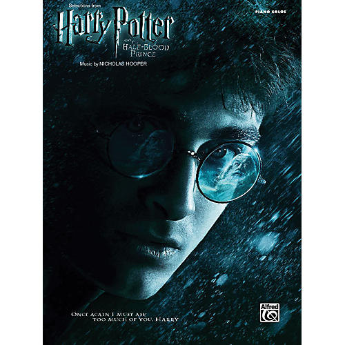 Alfred Harry Potter and the Half-Blood Prince Selections from  Piano Solos