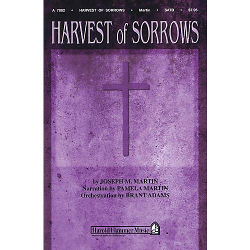 Shawnee Press Harvest of Sorrows (Listening CD) Listening CD Composed by Joseph Martin